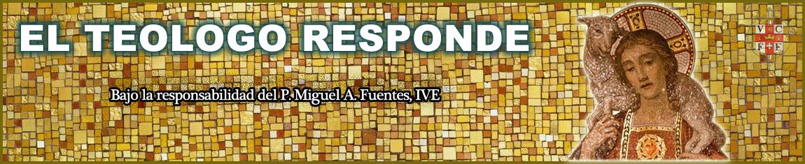 El Teólogo Responde – IVE-